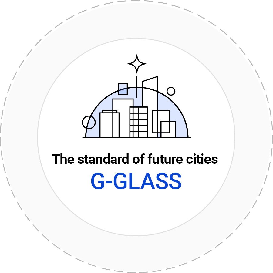 G-GLASS, the standard of future cities